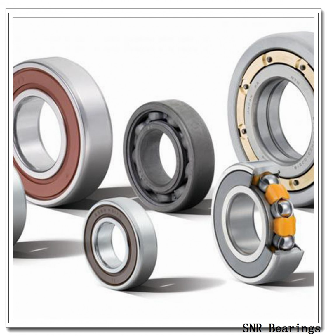 SNR UCPH202 SNR Bearings
