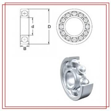 20 mm x 72 mm x 19 mm  ZEN 6404 ZEN Bearings