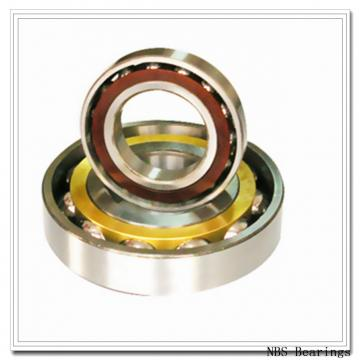 60 mm x 120 mm x 17,5 mm  NBS ZARN 60120 TN NBS Bearings