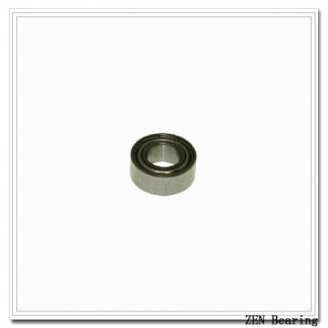 30 mm x 72 mm x 19 mm  ZEN 6306-2RS ZEN Bearings